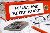 rules regulations waivers